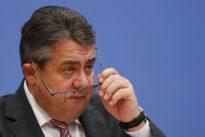 Germany`s Gabriel says EU break-up no longer unthinkable