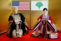 Japan doll maker offers mini Trump ahead of Girls Day holiday