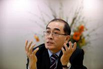 North Korean defector was chief minder in London embassy
