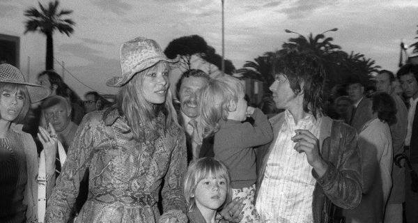 Anita Pallenberg, la sixième Rolling Stones n'est plus