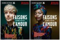 Paris s'affiche sans sida