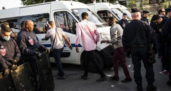 Campement de la Porte de la Chapelle : que sont devenus les migrants évacués?