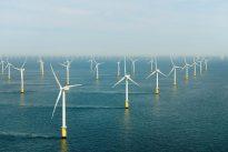 Energie: l'éolien français met un pied dans l'eau