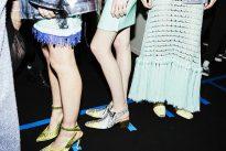 Mode : ambiance dans le vestiaire féminin