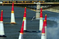 Voltige aérienne: quatre Français au ras des pylônes