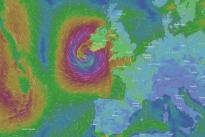 Pourquoi l'ouragan Ophelia se dirige-t-il vers l'Irlande ?