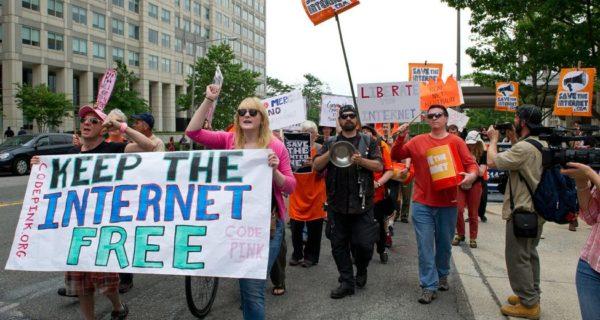 Les Etats-Unis vers l'Internet à deux vitesses