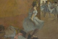 Degas dans les grandes lignes