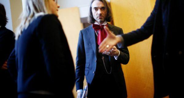 Cédric Villani, un rapporteur d'équerre