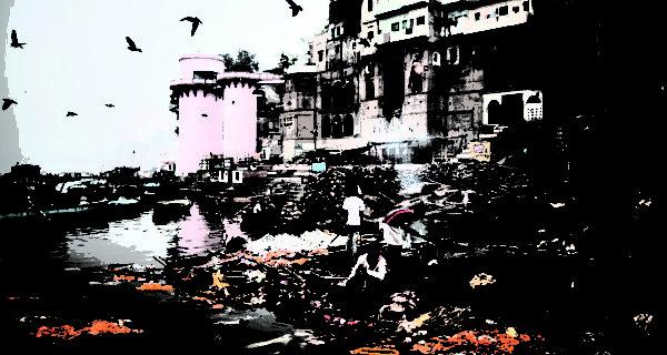 Dans le Gange, la pollution toujours enodeur de sainteté