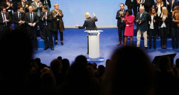 Marine Le Pen a promis nom etmerveilles au FN…