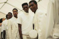 Fashion week: Très gâtés, les gars