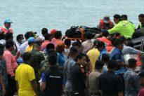 Naufrage en Thaïlande: au moins 37 morts et 18 disparus