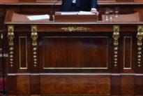 Congrès deVersailles: Macron théorise un social trèslibéral