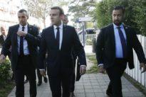 Affaire Benalla: Macron sans parole