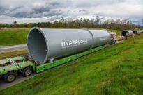Transports: Hyperloop, un tube àl'essai