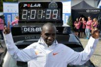 Marathon de Berlin : Eliud Kipchoge pulvérise le record du monde