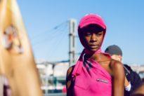 Fashion Week: Marine Serre fonce sur ses rails