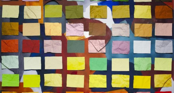 Vik Muniz vers l'abstraction