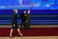Brexit : un Conseil européen accordperdu