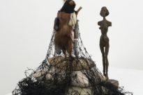 Annette Messager et Alberto Giacometti, chambres d'échos