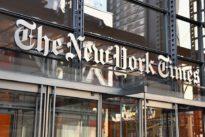 Dans les coulisses du «New York Times» à l'heure du «carnage américain»