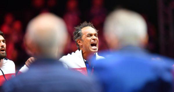 Coupe Davis: Yannick Noah aréservé une sale défaite pour son départ