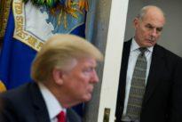 Pour Trump, le général Kelly n'est plus bon pour le service