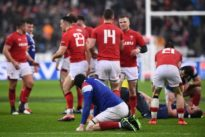 Tournoi des Six Nations : humide défaite pour le XV de France