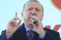 Erdogan se projette dans l'espace