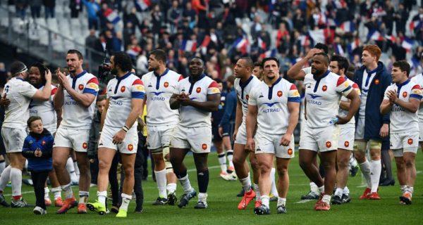 Un bol d'air et de jeunesse pour le XV de France