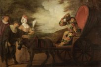 Le XVIIIe siècle dans l'air du tendre