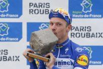 Paris-Roubaix: Philippe Gilbert, le nouveau roi du Nord