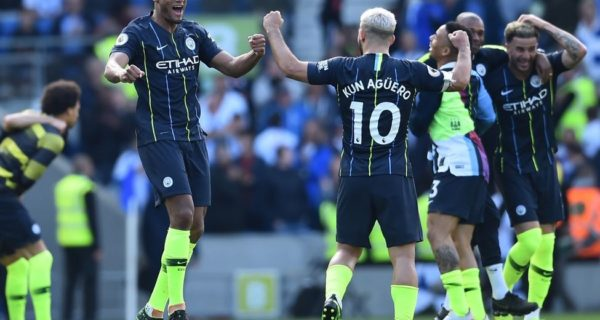Manchester City conserve son titre de champion d'Angleterre