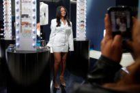 Entrée dans la garde-robe de Rihanna