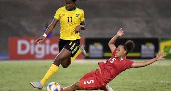 Coupe du monde: Redemption song pour les Reggae Girlz