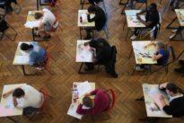 Bac: en grève sans «déranger les élèves»