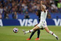 Mondial 2019 : l'équipe de France éliminée, les Américaines réalisent le coup parfait