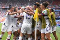 Coupe du monde: la claque américaine