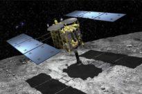 Hayabusa 2 déterre la poussière sur son astéroïde