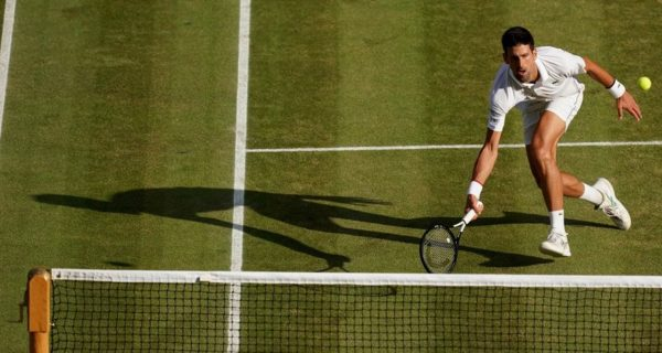 Wimbledon : Djokovic au bout d'une finale magistrale