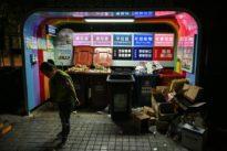 A Shanghai, le tri des déchets sous haute surveillance