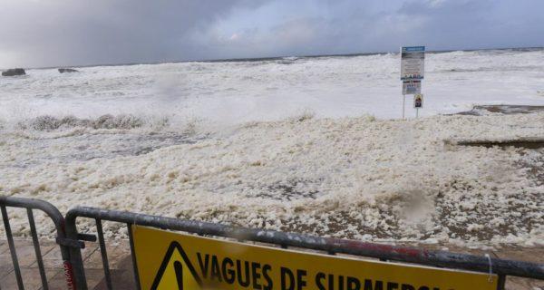 «En Europe, la France fait partie des pays les plus menacés par la submersion marine»