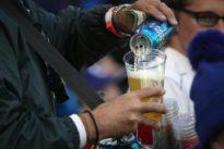 Retour de l'alcool dans les stades : le guet à pintes