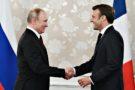 Brégançon : face à Poutine, Macron soigne son plan diplo