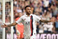 Neymar, la réponse par le jeu
