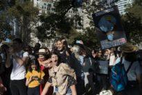 Marche pour le climat à NewYork: «Nous sommes là pour faire pression sur les politiques»
