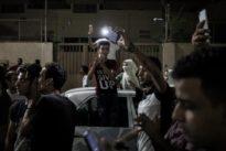 Egypte: «J'avais peur de manifester mais j'étais heureux d'être là»