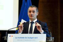 Darmanin promet un «budget vert» pour 2021