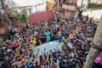 Au Cameroun la liesse combative des opposants libérés